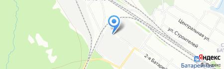 Мебельная компания на карте Иркутска