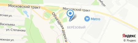 Строящиеся объекты на карте Иркутска