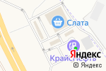 Схема проезда до компании Шашлык House в Мамонах