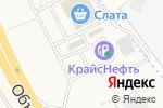 Схема проезда до компании Газпромнефть в Мамонах