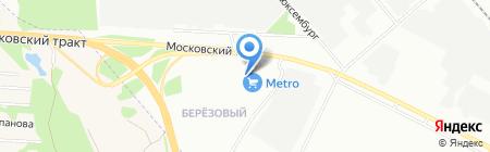 Сеть автоматов по продаже контактных линз на карте Иркутска