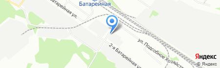 Камкабель-Трейдинг на карте Иркутска