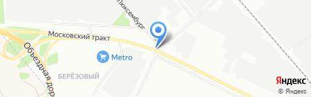 Автоаптека на карте Иркутска