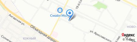 Общественная приемная депутата Иркутской городской Думы Савченко Е.В. на карте Иркутска