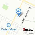 Доверие на карте Иркутска