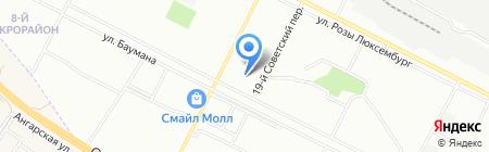 Viva! на карте Иркутска
