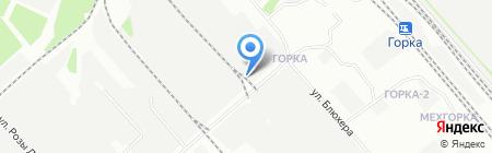 ИТПК на карте Иркутска
