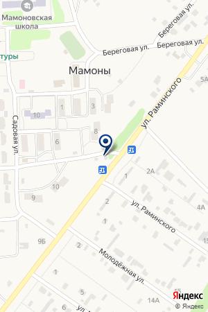 Эдем на карте Иркутска