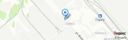 ПРОМЭТАЛОН на карте Иркутска