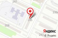 Схема проезда до компании Сибирское Партнерство в Иркутске