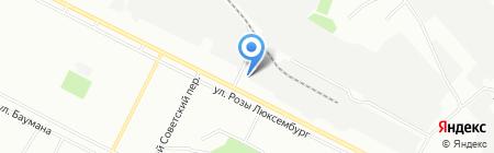 ЛенинГрад на карте Иркутска