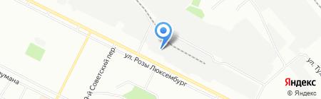 Банкомат Банк ОТКРЫТИЕ на карте Иркутска