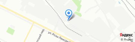 СМ-Комплект на карте Иркутска