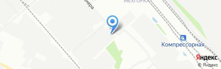 ИТМНУ на карте Иркутска