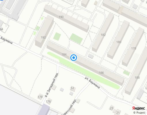 Товарищество собственников недвижимости «ТСН КапиталЪ» на карте Иркутска