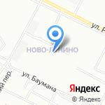 Сервисно-регистрационный центр на карте Иркутска
