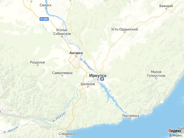 СНТ Тихий Плес на карте