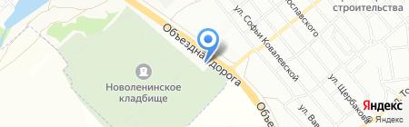 Дом памяти на карте Иркутска