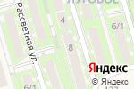 Схема проезда до компании Стриж в Марковой