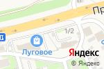Схема проезда до компании Магазин разливного пива в Марковой