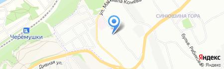 ПрофСтандарт на карте Иркутска
