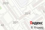 Схема проезда до компании Светлана в Иркутске