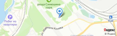 Рекорд на карте Иркутска