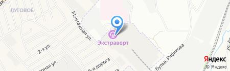 Гарантия успеха на карте Иркутска