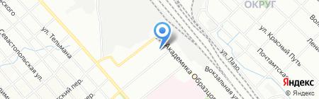 Детский сад №15 на карте Иркутска