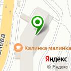 Местоположение компании Автошкола Форсаж