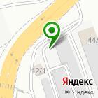 Местоположение компании Автогаражный кооператив №12