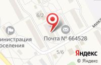 Схема проезда до компании Парикмахерская в Русском Макулово