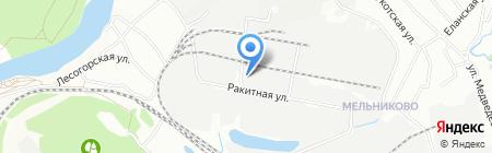 РемДорТехнология на карте Иркутска