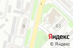 Схема проезда до компании OXLIFT в Иркутске