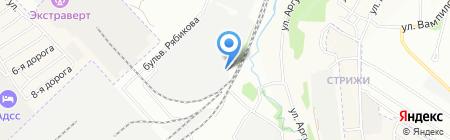 GoodStick на карте Иркутска