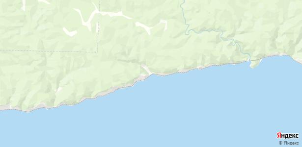 Маритуй на карте