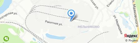 Арматура Профлист на карте Иркутска