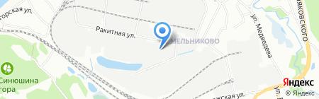 ЭнергоХимКомплект на карте Иркутска