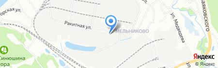 АвтоМолл на карте Иркутска