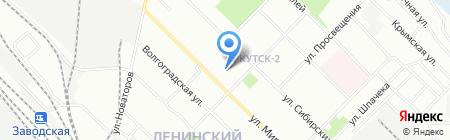 Monitoring Group на карте Иркутска
