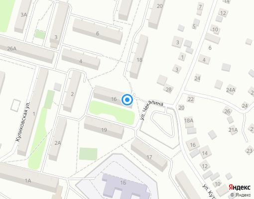 Товарищество собственников жилья «ЖК-48» на карте Иркутска
