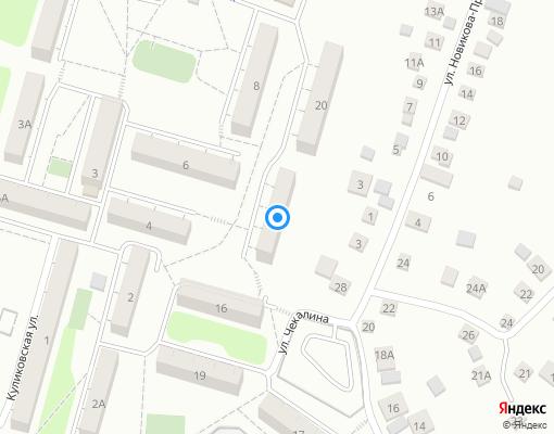 Жилищно-строительный кооператив «ЖК 40» на карте Иркутска
