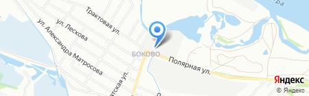 РегионЖилСтрой на карте Иркутска
