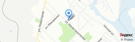 Онколог на карте Иркутска