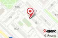 Схема проезда до компании Народная Компания в Иркутске