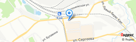 СТМ Классик на карте Иркутска