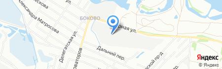 Master Car на карте Иркутска