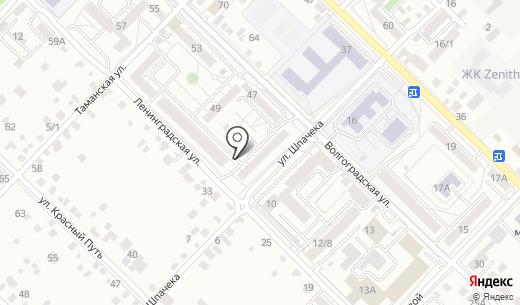 Олимп. Схема проезда в Иркутске