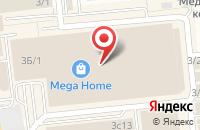 Схема проезда до компании Стальные системы в Иркутске