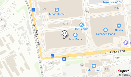 Банкомат АЛЬФА-БАНК. Схема проезда в Иркутске
